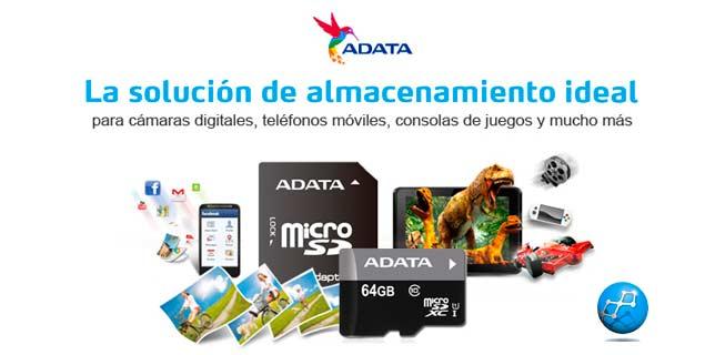 Memoria Para Celular 16GB Micro SD ADATA