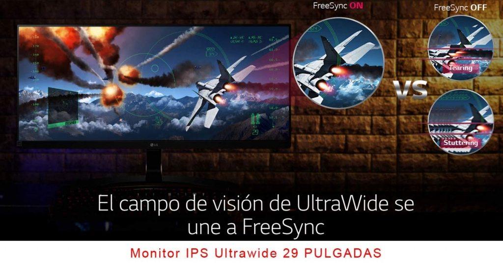 Monitor IPS LG Ultrawide 29