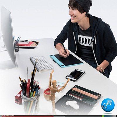 Tableta Digitalizadora Intuos Photo