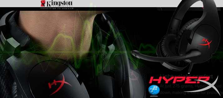 Kingston HyperX Cloud Stinger Auriculares