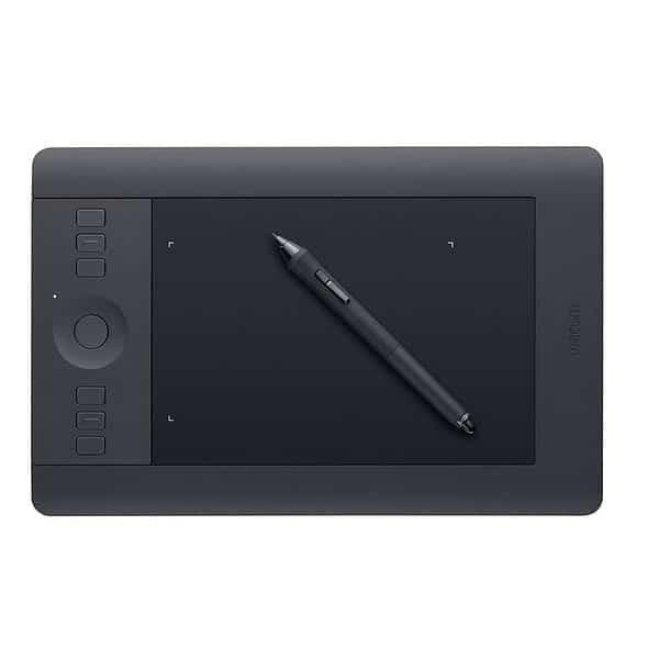 Tableta wacom intuos pro pen & touch small pth451l | Tablet Digitalizadora con Lápiz.