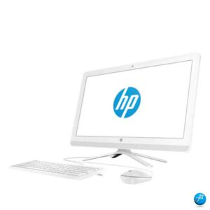 "Computador hp todo en uno | All-in-one 22-B208la, Intel Core i3 7100 Ram 4GB/1TB/21,5""/Windows 10/Blanco"