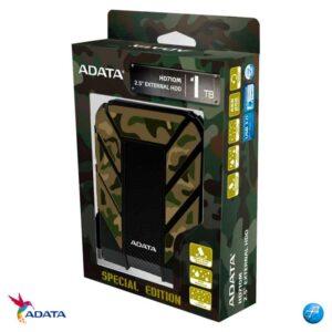 Adata hd710-M Disco Externo 1 Tera | Antigolpes USB 3.1 | AHD710M-1TU3-CCF