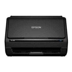 Escáner Epson WorkForce ES-400 | Gestión Documental hasta 35 PPM Duplex Diseño Compacto-B11B226201