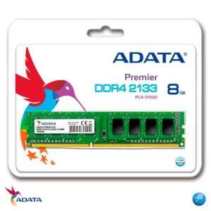 ADATA 8GB DDR4 PC | Memoria Ram 1X8 AD4U2133W8G15-S