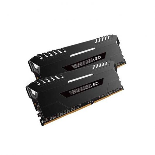 Memoria Ram DDR4 | DDR4 16GB 2X8 3200 LPX VENGEANCE LED WHITE