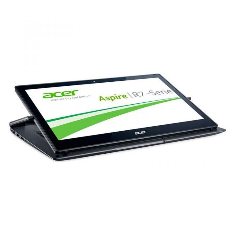Acer Aspire 2en1 R7 | Convertible Touch 13.3 Pulgadas Intel Core i5 SSD 256GB DDR 8GB WIN-PRO