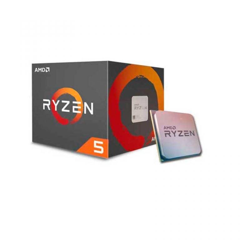 Procesadores AMD Ryzen 5 1600 | 3.6GHz MAX TURBO CORE SPEED
