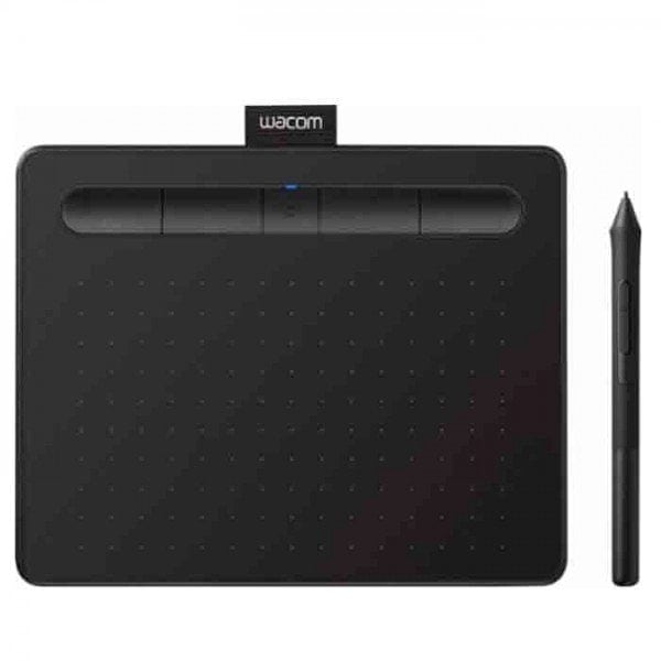 tablet-wacom-intuos-black small comfort tableta grafica pequena ctl4100wlk0