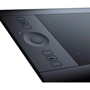Wacom Intuos Pro PTH451A Small | Professional Pen & Touch Pequeña -Negra