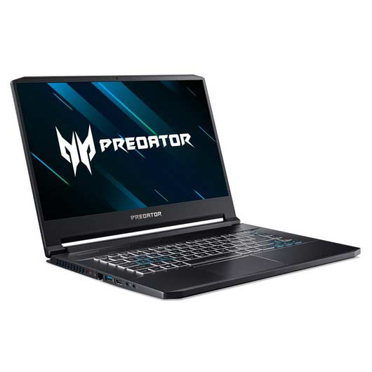 "Acer Predator Triton 500 intel Core i7 9750H/GeForce RTX 2060/32 GB RAM/512 GB PCIe NVMe SSD/Full HD 144Hz/15 6"""