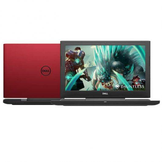 "Dell Gamer G5587-7037 RED i7-8750H |  2.2GHz 1TB+128GB SSD NVIDIA® GTX 1050Ti 8GB 15.6"" (1920x1080)"