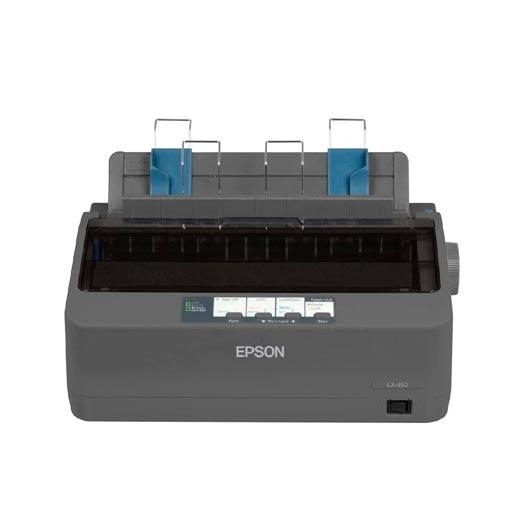 Epson LX350 Matricial Carro angosto/impresión con cinta/USB+Paralelo
