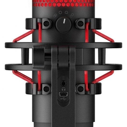 HyperX Quadcast/tipo/condesadorUSB/Solo Cast/Gaming/MM000KVR10