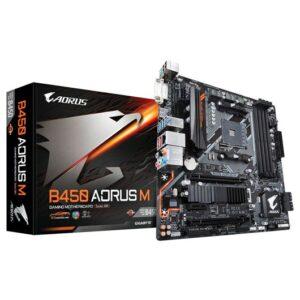 gigabyte b450 aouros M